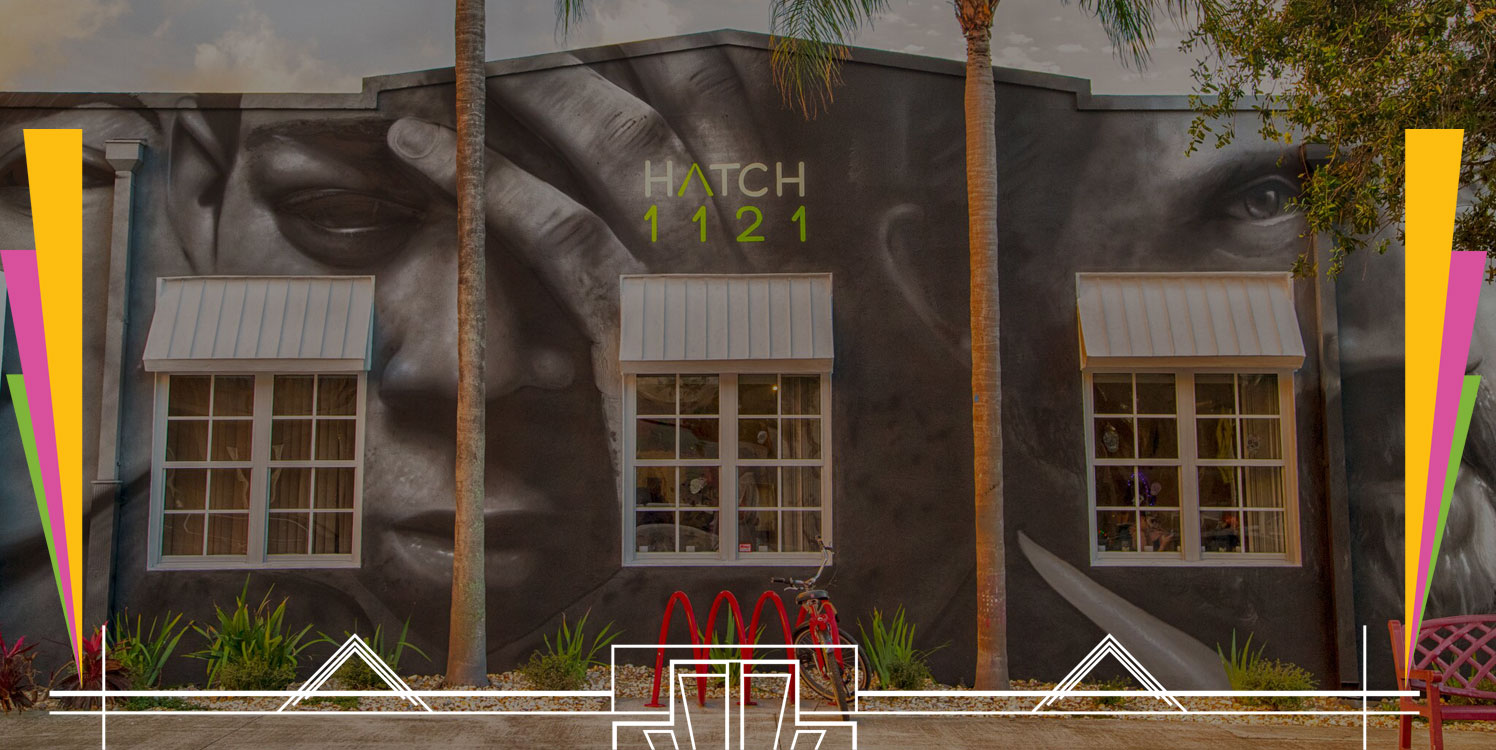 Image of HATCH 1121 building exterior