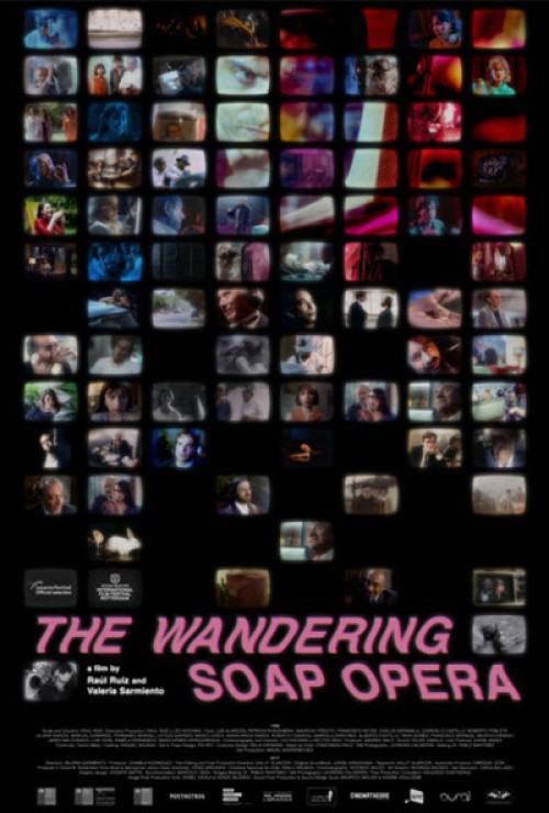 The Wandering Soap Opera movie poster